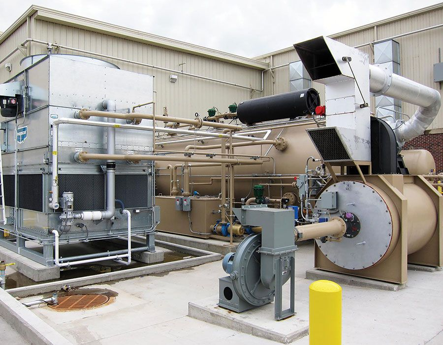 Low NOx Burner System | Walton Process Technologies