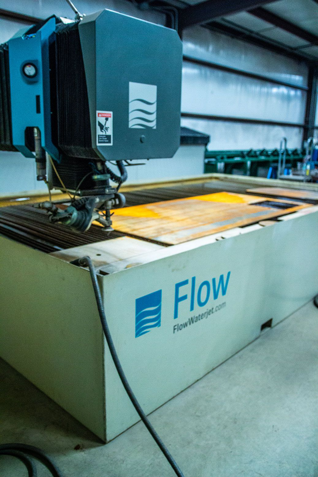 Flow Waterjet Repair | Walton Process Technologies